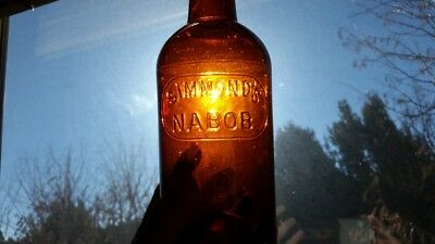 """SIMMOND'S NABOB"" San Francisco Whiskey Fifth..."