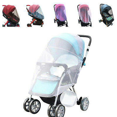 Baby Crib Seat Mosquito Net Infant Curtain Car Seat-Insect Netting Canopy Cover