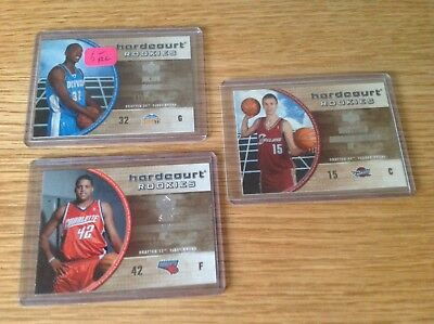 Upper Deck Rookie Inserts NBA Basketball Trading Cards Inc Julius Hodge