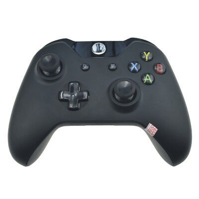 Official Microsoft Xbox One Wireless Controller - Black NEW