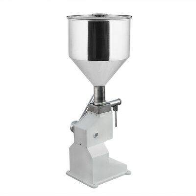 Manual Liquid Filling Machine Cream Filling 5-50ML Cream Shampoo Fruit Machine