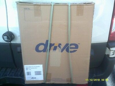 Drive Medical Adjustable Height Home Bed Rail Balance Assist Handle