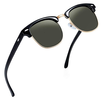 7e5d55e8cc Polarized Sunglasses Women Men Retro Brand Sun Glasses