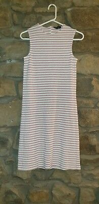 Dorothy Perkins Retro A Line 60's Style Dress Size 10