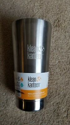 Klean Kanteen 20 oz. Insulated Stainless Steel Tumbler with Lid