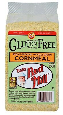 Bob's Red Mill Cornmeal - Gluten Free - (1lb. 8oz.) - FREE SHIPPING!