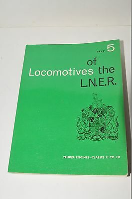LIVRE LOCOMOTIVES OF THE LNER partie 5
