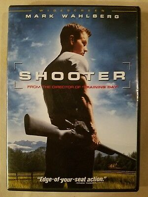 Shooter (Widescreen Edition) DVD, Mark Wahlberg ~ Combine Shipping & SAVE!!!