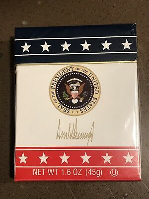 Donald Trump Potus White House Jelly Belly Jelly Beans Candy Sealed Box