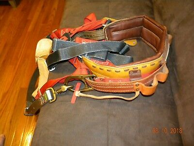 KLEIN TOOLS LINE Harness Full Floating Body Belt LS527826M7R