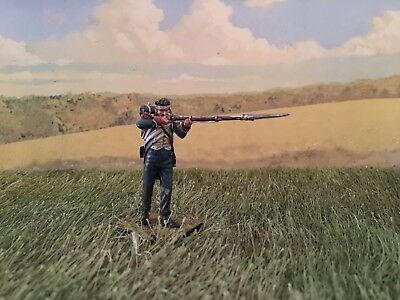 First Legion NAP0121 Old Guard Chasseur Firing France Napoleons's Europe Retired