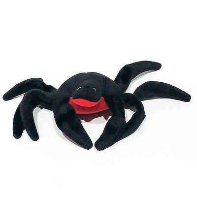 53adad3b916 AUTHENTIC TY BEANIE Baby WEB the Spider. 1st gen tush tag. No hang ...