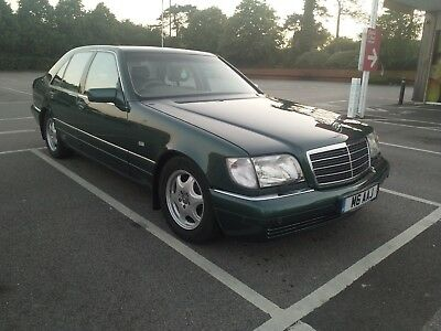 Mercedes Benz S500..W140..1997..TOP ENGINNE