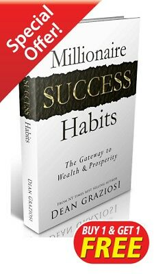 Millionaire Success Habits e book Way to your success + Master Resell Rights PDF