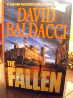 The Fallen (Memory Man series) Hardcover by David Baldacci