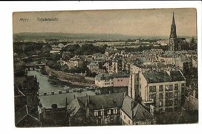 CPA-Carte postale-France - METZ - Totalansicht-1919-S4138