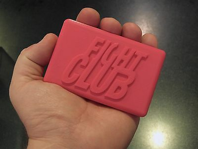 Fight Club Soap - Plastic Prop Available in 2 sizes