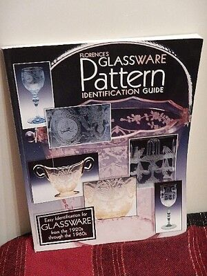 Florence's Glassware Pattern Identification Guide Book Volume II 1920s-1960s