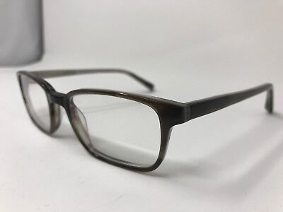 e5a78919013 Warby Parker Eyeglass Frame Wilkie 150 Smoke Gray 50-18-145mm T808
