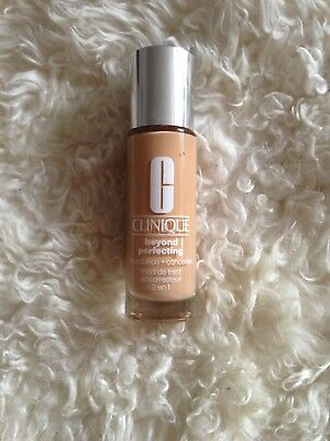 Clinique Beyond Perfecting Make Up Foundation Golden Neutral