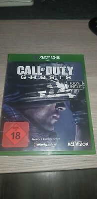 Call of Duty: Ghosts (Microsoft Xbox One, 2013, DVD-Box)