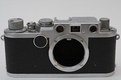1953 Leica IIf Red Dial