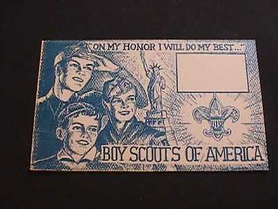 Boy Scouts Of American 2Nd Nat'l Jamboree Valley Forge, Pa 1950 Postcard