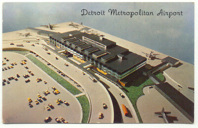 Detroit Metropolitan Wayne County Airport Euro Oval Sticker Vinyl DTW Michigan