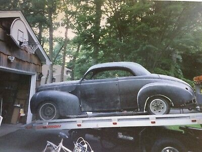 1940 Mercury Other  1940 Mercury Coupe Chopped Custom, Project Car, not Ford Chevy