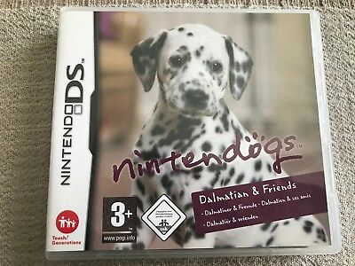 nintendogs dalmatien ds