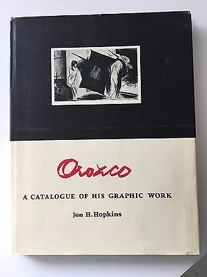 Orozco: A Catalogue Of His Graphic Work