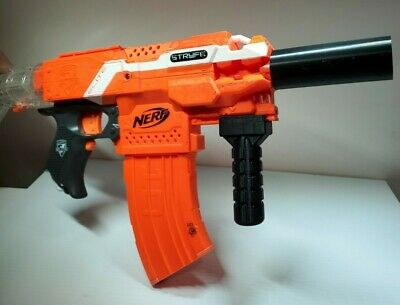 High Quality 3-D Printed Blaster Grip for Nerf Gun Toy