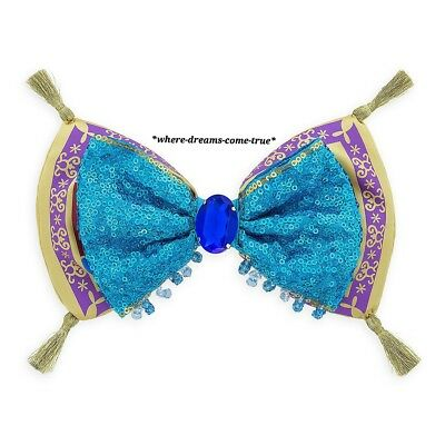 Disney Parks Jasmine Bow - Swap Your Bow Retired New