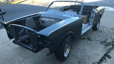 1965 Ford Mustang  1965 Mustang Convertible Project - New Metal Heidt's Rack & Pinion NO RESERVE!