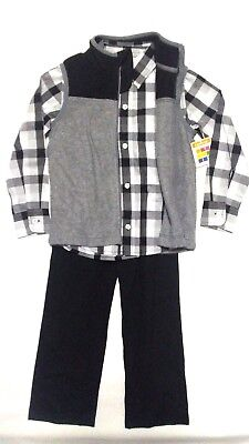 0c6227ee2159 PUMA BOYS 3- Pieces Set Hoodie T-Shirt and Pants -  19.99