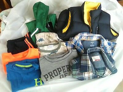 10 Piece Boy's Clothes Size 5 to 6