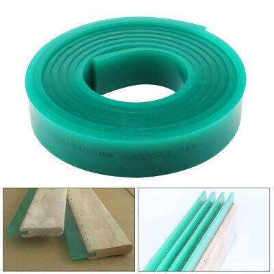 6 FT/Feet Roll - 70 Durometer - Silk Screen Printing Squeegee Blade+FAST SHIP!!