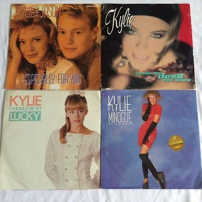 4 Kylie Minogue Records