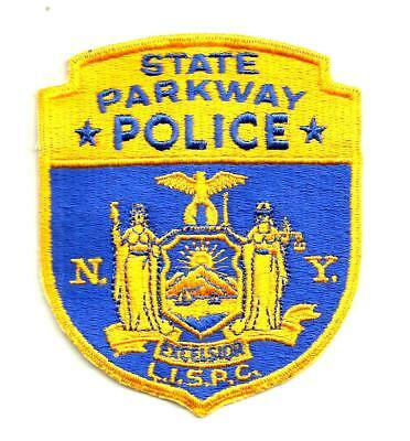 New York - State Parkway Police Department - Police patch - Old Style (LISPC)