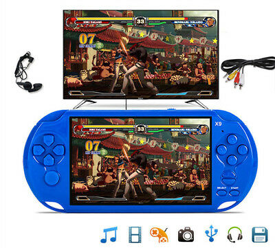 "5.1"" Portable Video Handheld Game Console Player 10000 Games 128Bit 8GB Built-In"