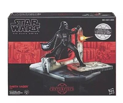Star Wars TBS The Black Series Centerpiece Darth Vader Statue Figure New In Box