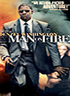 MAN ON FIRE MOVIE by  in Used - Like New