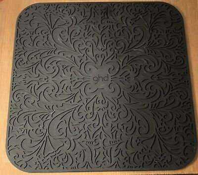 New GHD Heat Resistant Mat For Hair Straighteners Curling Tongs