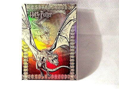 Harry Potter GOF -  Prismatic FOIL Chase Puzzle Card - R7 - NEW
