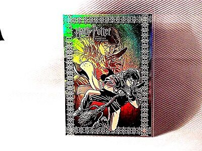 Harry Potter GOF -  Prismatic FOIL Chase Puzzle Card - R4 - NEW