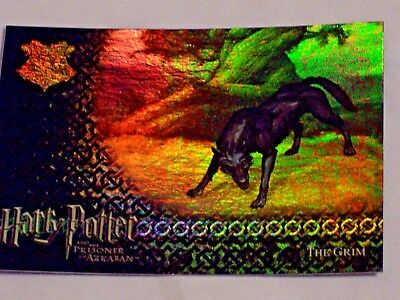 H Potter POA UPDATE - FOIL CHASE CARD M04 - NEW