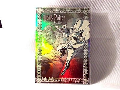 Harry Potter GOF -  Prismatic FOIL Chase Puzzle Card - R5 - NEW