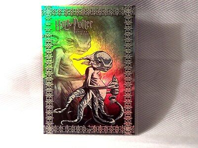 Harry Potter GOF -  Prismatic FOIL Chase Puzzle Card - R8 - NEW