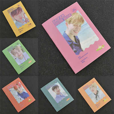 BTS 2018 Summer Saipan Package Livre Photo Selfie SUGA J-HOPE Bangtan Boys Kpop