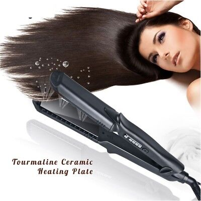 4 In1 Professional Ceramic Styling Curler Hair Straightener Curling Flat Iron